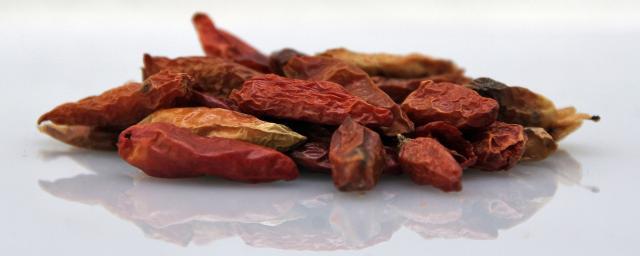 So Staubtrocken kamen die Samen aus der Malaya-Gewürztüte