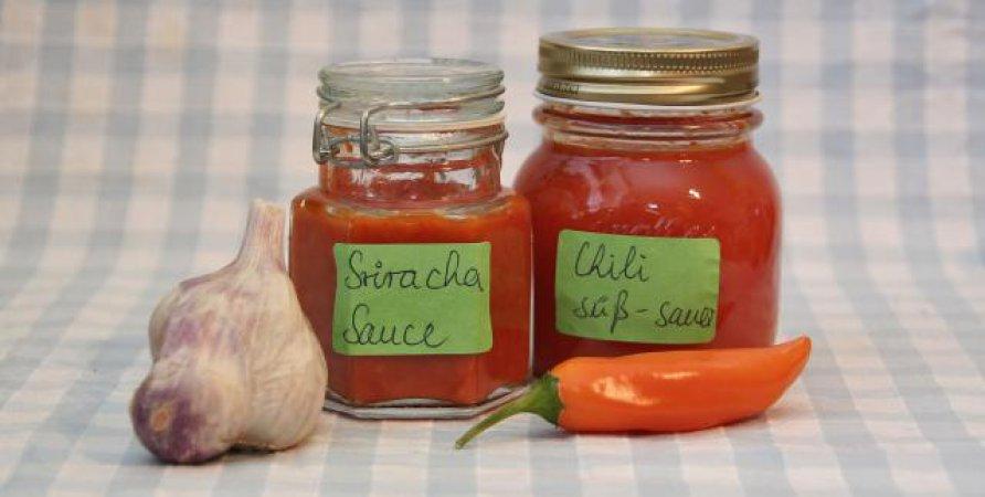 Hier gibts einige Rezepte für Ihre Chiliernte