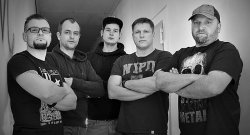 Bandfoto der Metal-Band T.Rip