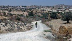 Anfahrt auf das Olivenmuseum auf Zypern