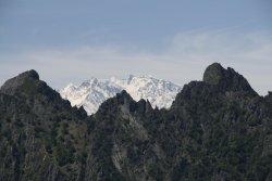 Ausblick von der Alpe Prà aus - 1223 Meter Höhe